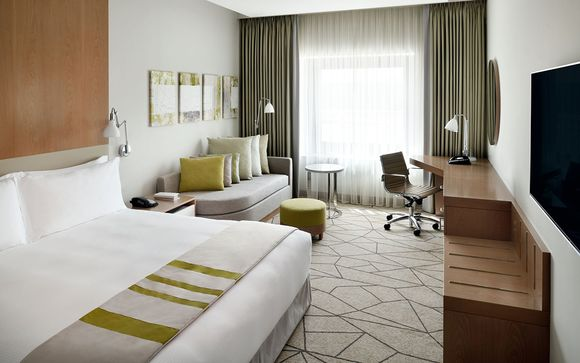 Holiday Inn Dubai Festival City 4*