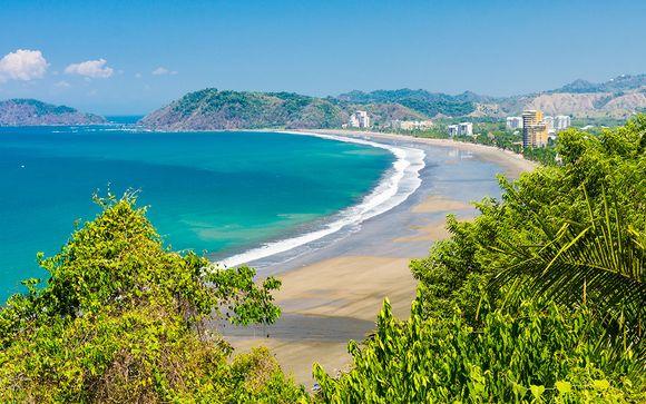 Extensión de 2 o 4 noches a Playa Jacó