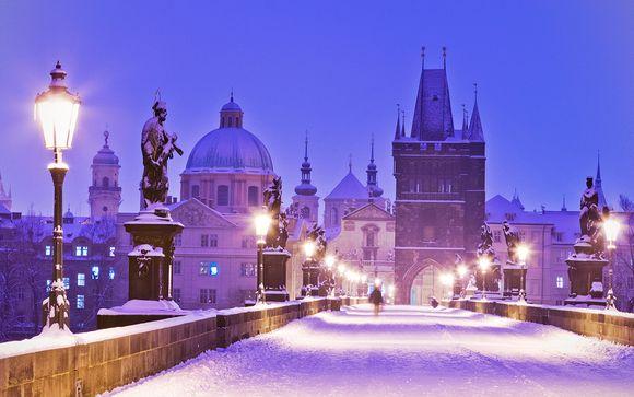 NH Prague City 4*