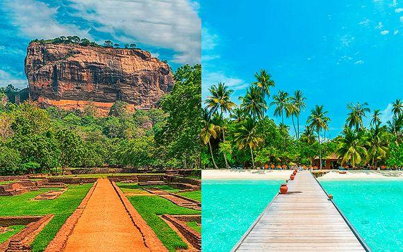 Circuito Sri Lanka y extensión a Maldivas