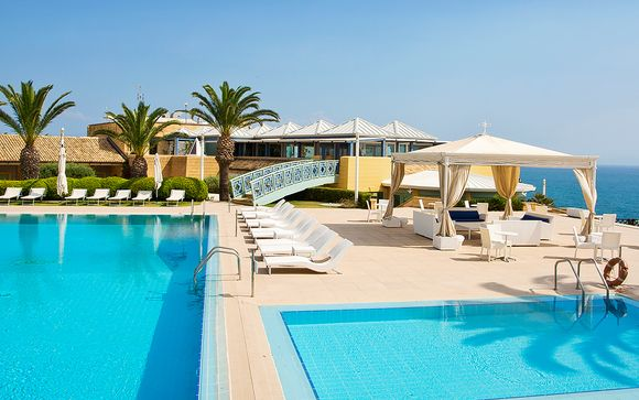 Italia Brucoli - Hotel Venus Sea Garden 4* desde 300,00 €