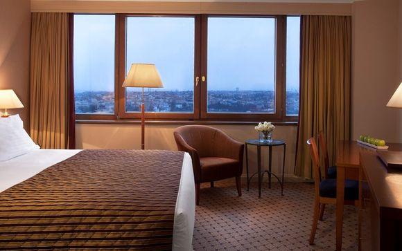 Corinthia Hotel Prague 5*