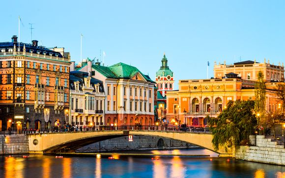 Copenhague y Estocolmo