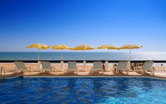 Portugal Armação de Pêra - Holiday Inn Algarve 4* desde 63,00 €
