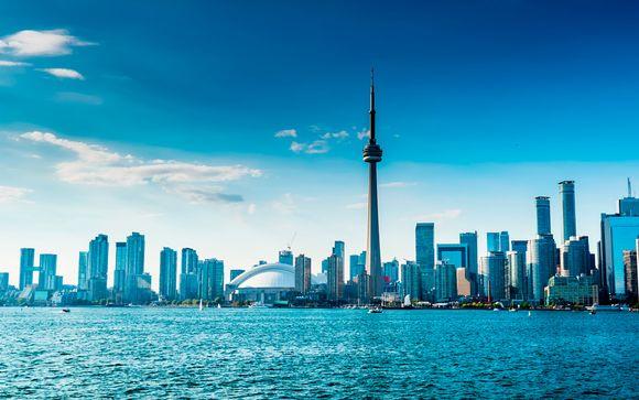 Chelsea Hotel Toronto 4* con opción a Nueva York