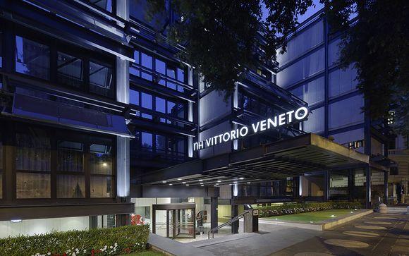 El hotel NH Collection Vittorio Veneto 4* le abre sus puertas