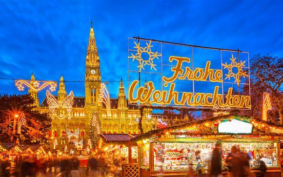 Mercadillos Navideños en Viena y Salzburgo