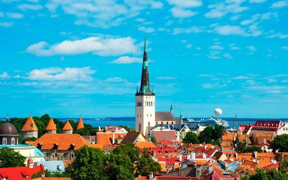 Escapada a Helsinki y Tallin