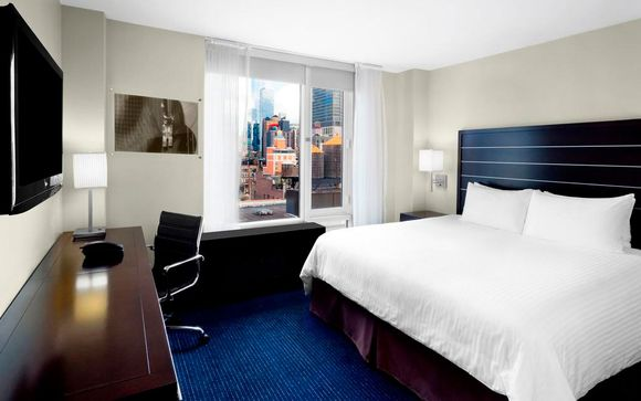 Hilton New York Fashion District 4*