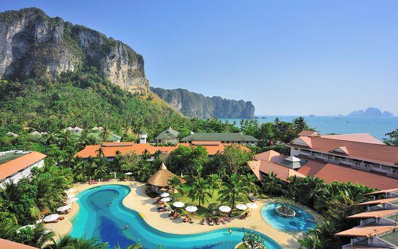 Well Hotel Bangkok 5* y Aonang Villa 4*