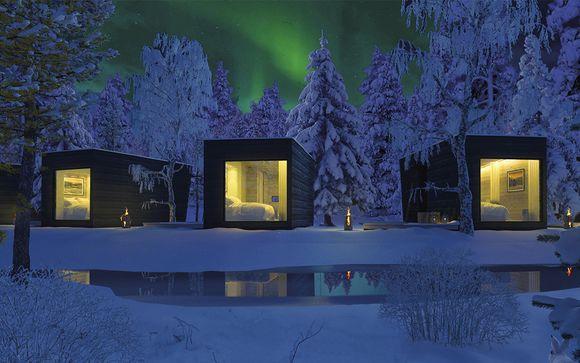 Finlandia Rovaniemi - Año Nuevo en Laponia desde 1.846,00 €