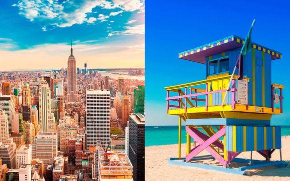 Combinado The Manhattan Club 4* y Washington Park Miami 4*