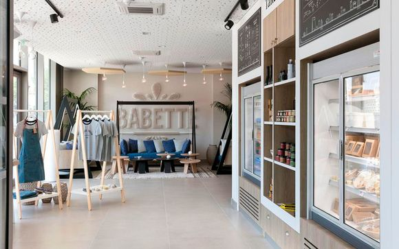 Hotel Hilton Garden Inn Bordeaux Centre 4*