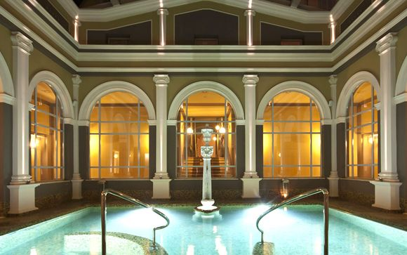 Italia Pisa - Hotel Bagni di Pisa 5* desde 207,00 €
