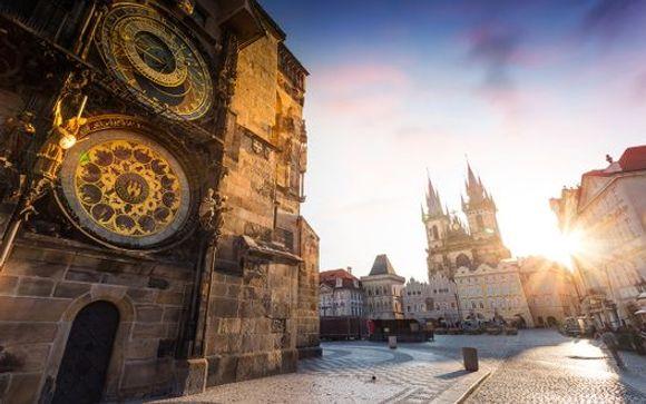 Pentahotel Prague 4*