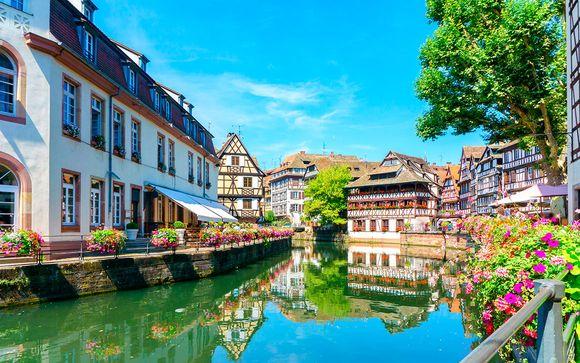 Encantadora escapada a la capital del Bajo Rin
