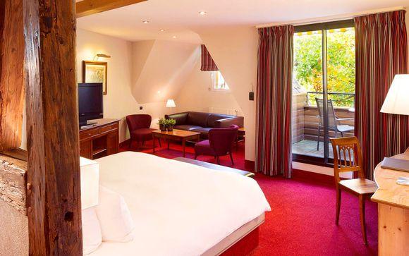 Le Parc Hotel Obernai 4*