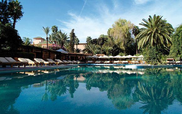 Marruecos Marrakech  Es Saadi Marrakech Resort - Palace 5* desde 113,00 €