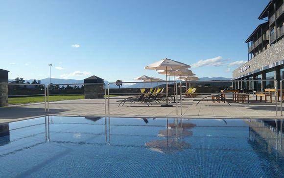 Hotel HG La Molina 4*