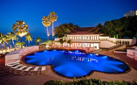 Tailandia Pattaya - Pullman Pattaya Hotel G 5* desde 859,00 ? con Voyage Prive en Pattaya Tailandia