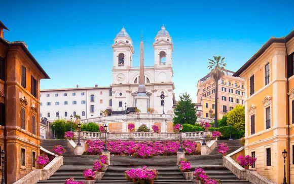 Italia Roma - Daniel's Hotel 4* desde 87,00 €