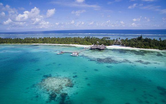 Hotel Medhufushi Island 4*