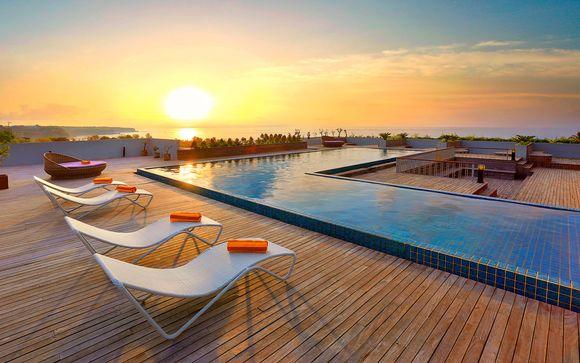 Best Western Premier Agung 4* y Klapa Resort 5*
