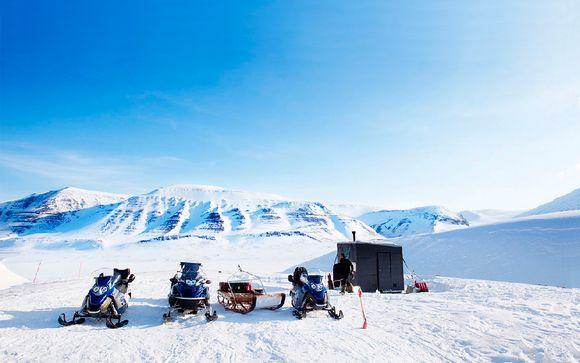 Noruega Longyearbyen - Expedición a Spitsbergen con Eric Brossier desde 5.200,00 €