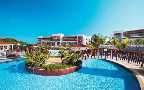 Poussez les portes de l'hôtel Grand Memories 4* à Cayo Santa Maria