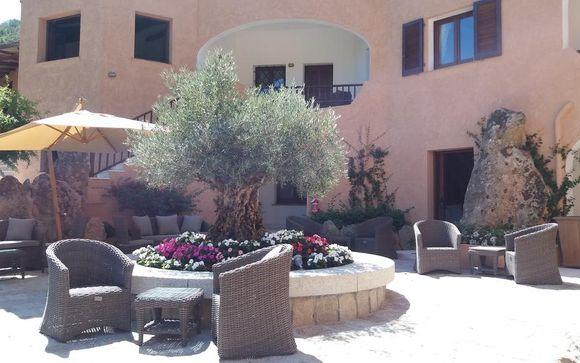 Poussez les portes de votre Relais Villa Carola 4*