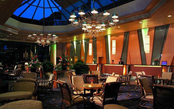 Vos hôtels à Singapour et Pékin