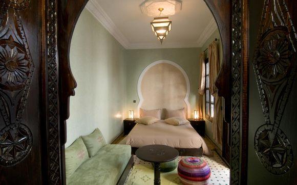 Poussez les portes de votre hôtel Riad Agdim