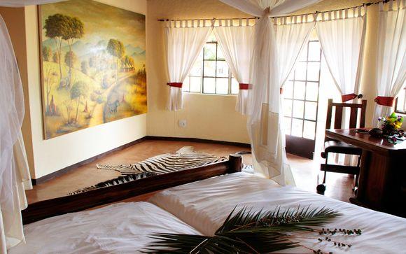 Poussez les portes de votre Kamabaku Safari Lodge