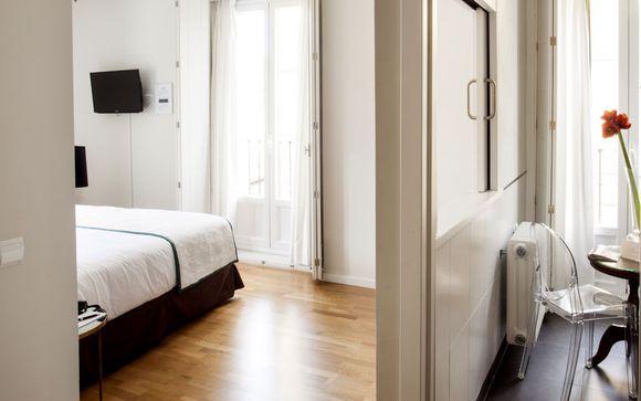 Poussez les portes de votre appart'hôtel 4*