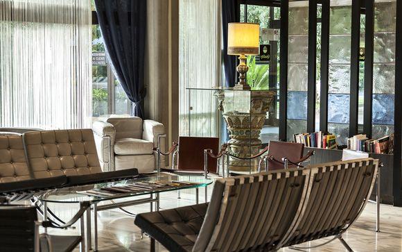 Poussez les portes de votre Hôtel Saccardi & Spa 4*