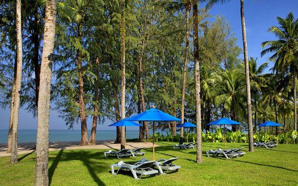 Poussez les portes de l'hôtel Manathaï à Khao Lak