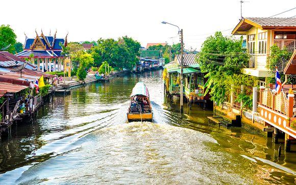 Rendez-vous... à Bangkok et Koh Samui