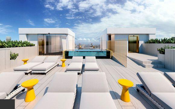 Hôtel Design Plus Bex 4*