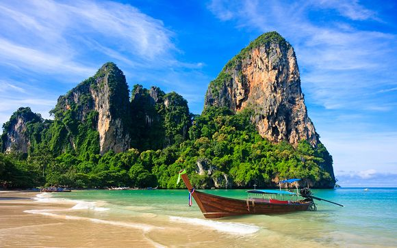 Thaïlande Krabi - Combiné 4* : Well Hôtel Bangkok et Aonang Fiore Resort Krabi à partir de 908,00 € (908.00 EUR€)