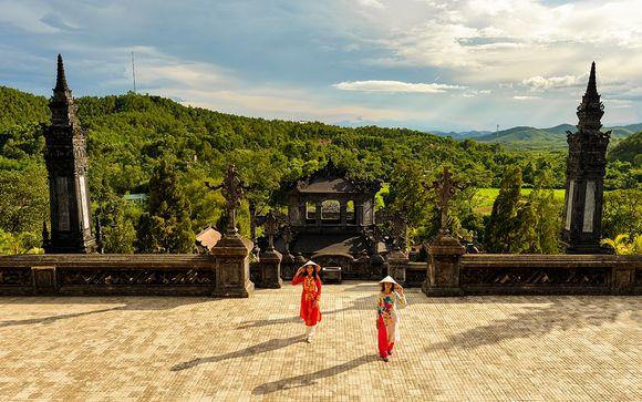 Du Mekong à la Baie d'Halong et extension Sofitel Luang Prabang