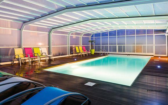 Apart'hotel Lagrange Vacances L'Escale Marine