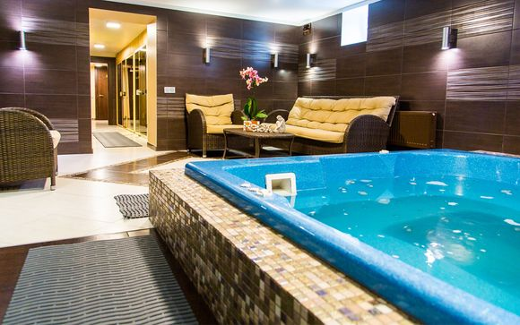 Poussez les portes du Bellevue Park Hotel Riga 4*
