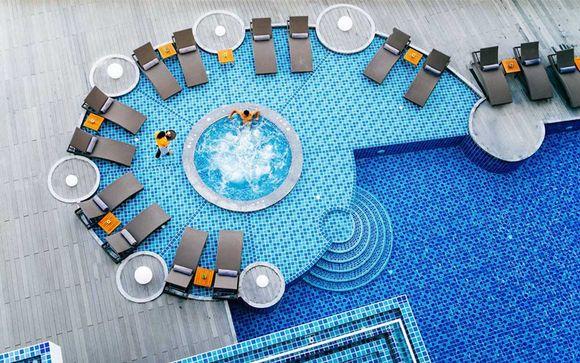 Poussez les portes de l'hôtel The Yama 4* à Phuket