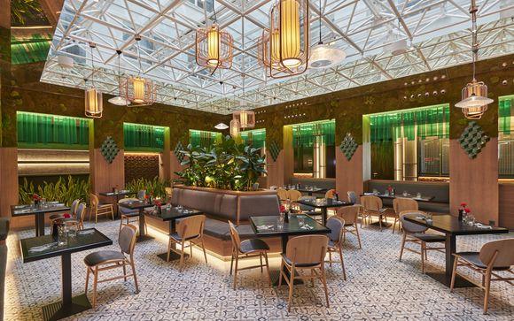 Hôtel Hyatt Centric Gran Via Madrid 5*