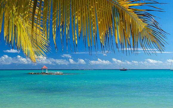 Combiné 3 îles Guadeloupe, Marie Galante et les Saintes