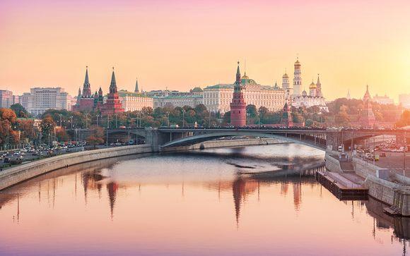 Rendez-vous... à Saint Petersbourg