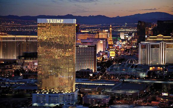 Vos hôtels possibles à Las Vegas