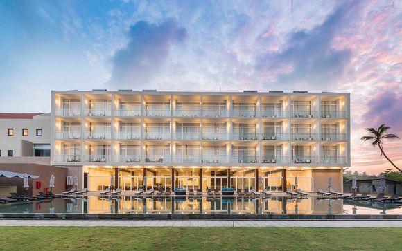 Votre extension à l'hôtel The Habitat Kosgoda 4*