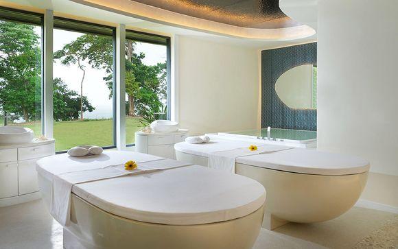 Poussez les portes de l'hôtel Shellsea Krabi 5* à Krabi