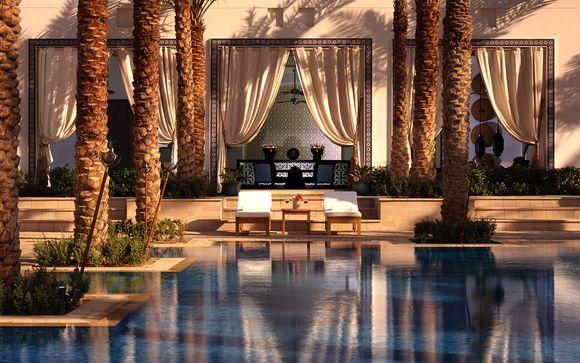 Votre extension à l'hôtel Park Hyatt 5* à Dubaï